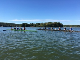 Rowing Club Kicks Off New Season