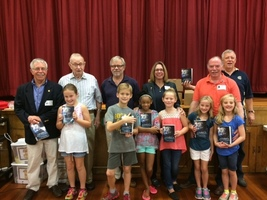 Dictionaries Presented by Rotary Club