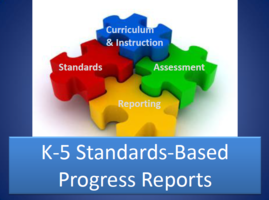K-5 Progress Reports Presentation