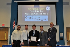 David Sattler - U.S. National Concert Band